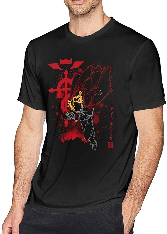 Fullmetal Alchemist Men's Short Sleeve T-Shirt