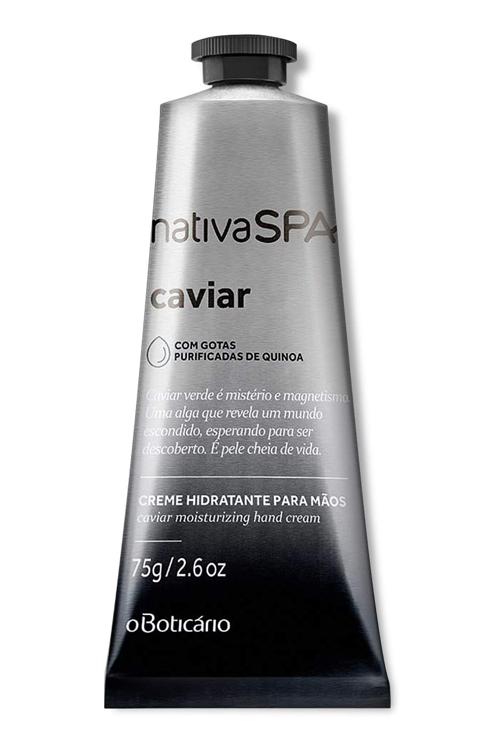 Nativa SPA Caviar Moisturizing Hand Cream 75g | 2.6 fl.oz