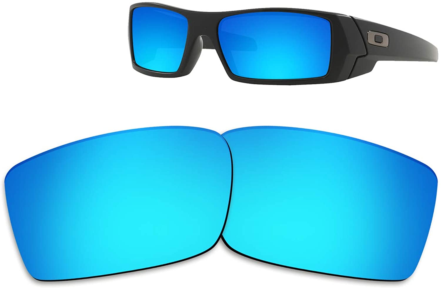 Kygear Anti-fading Polarized Lenses Compatible with Oakley Gascan Sunglasses