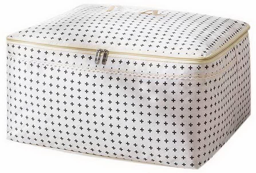 Gentle Meow Quilt Bag Waterproof Storage Bag Luggage Bag Clothing Pack Bag Storage Bag Cross