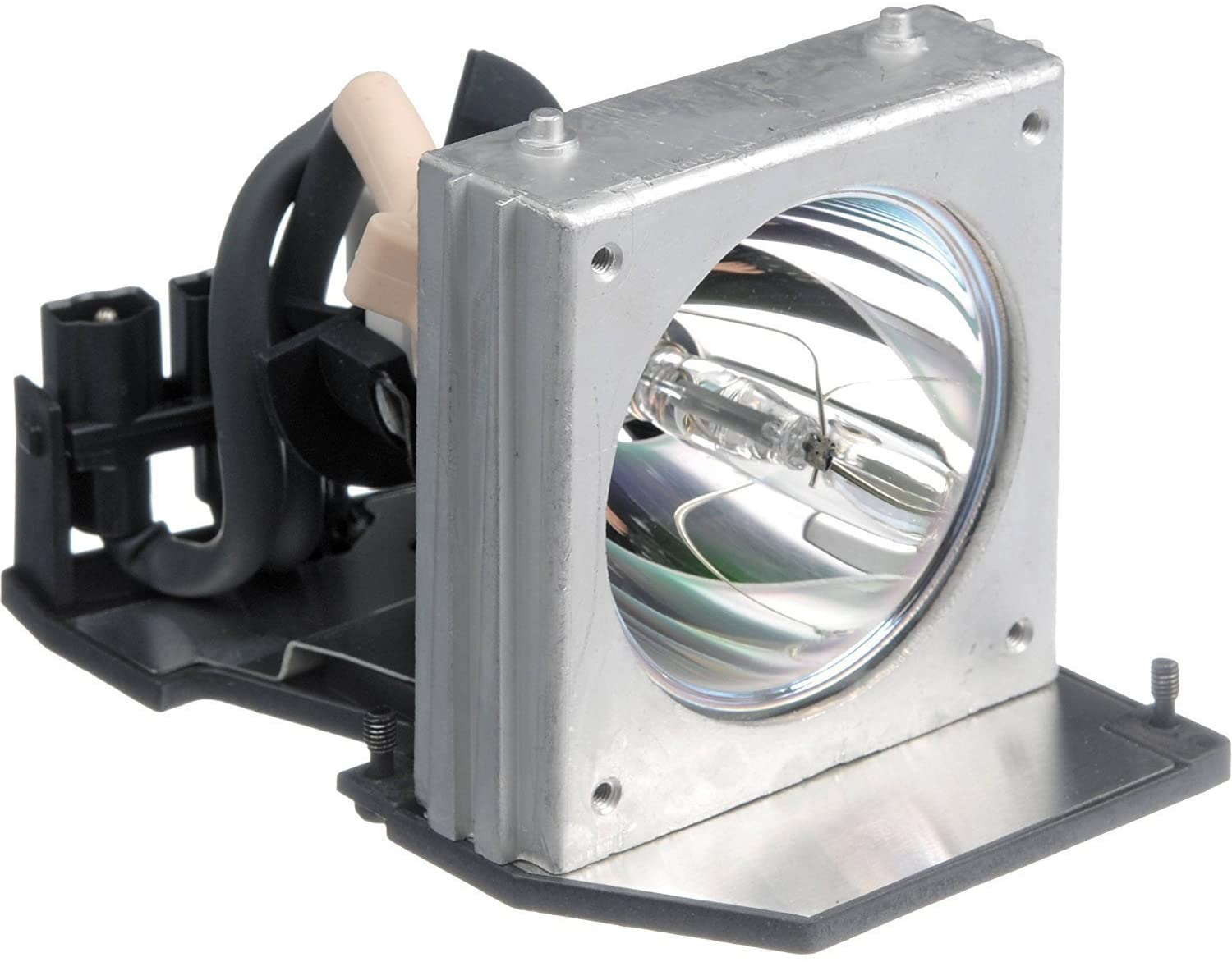 QueenYii BL-FP200C SP.85S01G.C01 Compatible for OPTOMA HD32 Replacement Projector Lamp with Bulb Inside