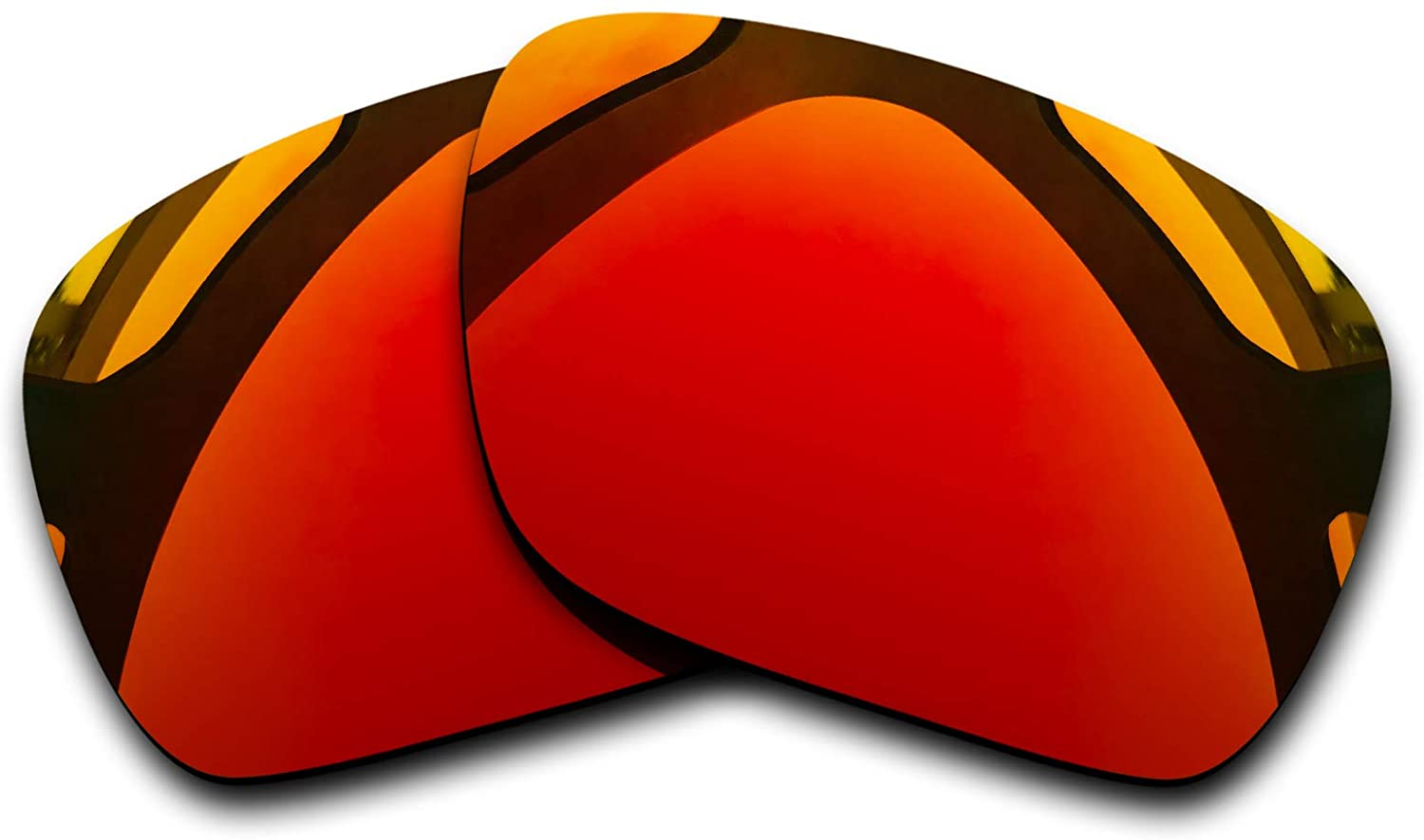 Shadespa Polarized Replacement Lenses for Oakley TwoFace OO9189 Sunglasses - Options