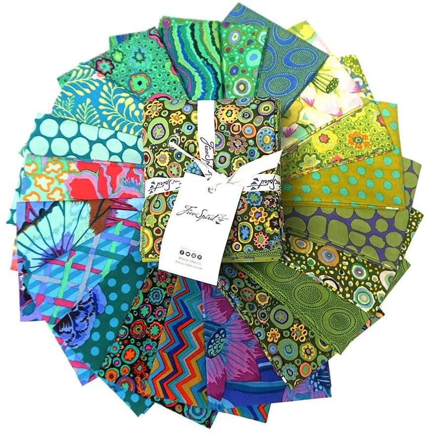 FreeSpirit Fabrics Kaffe Fassett Collective Classics Fat Quarter Island 20 pc