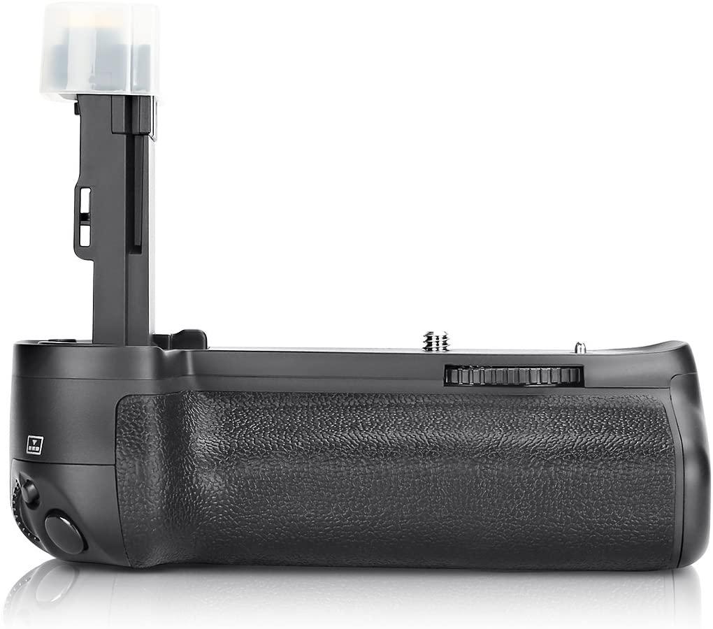 Meike MK-550DL Professional Vertical Battery Grip for Canon EOS Rebel T2i / 550D, Rebel T3i / 600D, Rebel T4i / 650D,Rebel T5i / 700D BG-E8