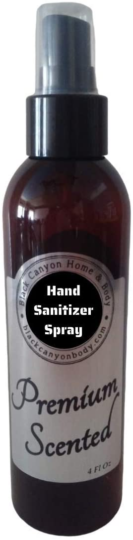 Black Canyon Barbeque Sauce Scented Scented Hand Sanitizer Spray