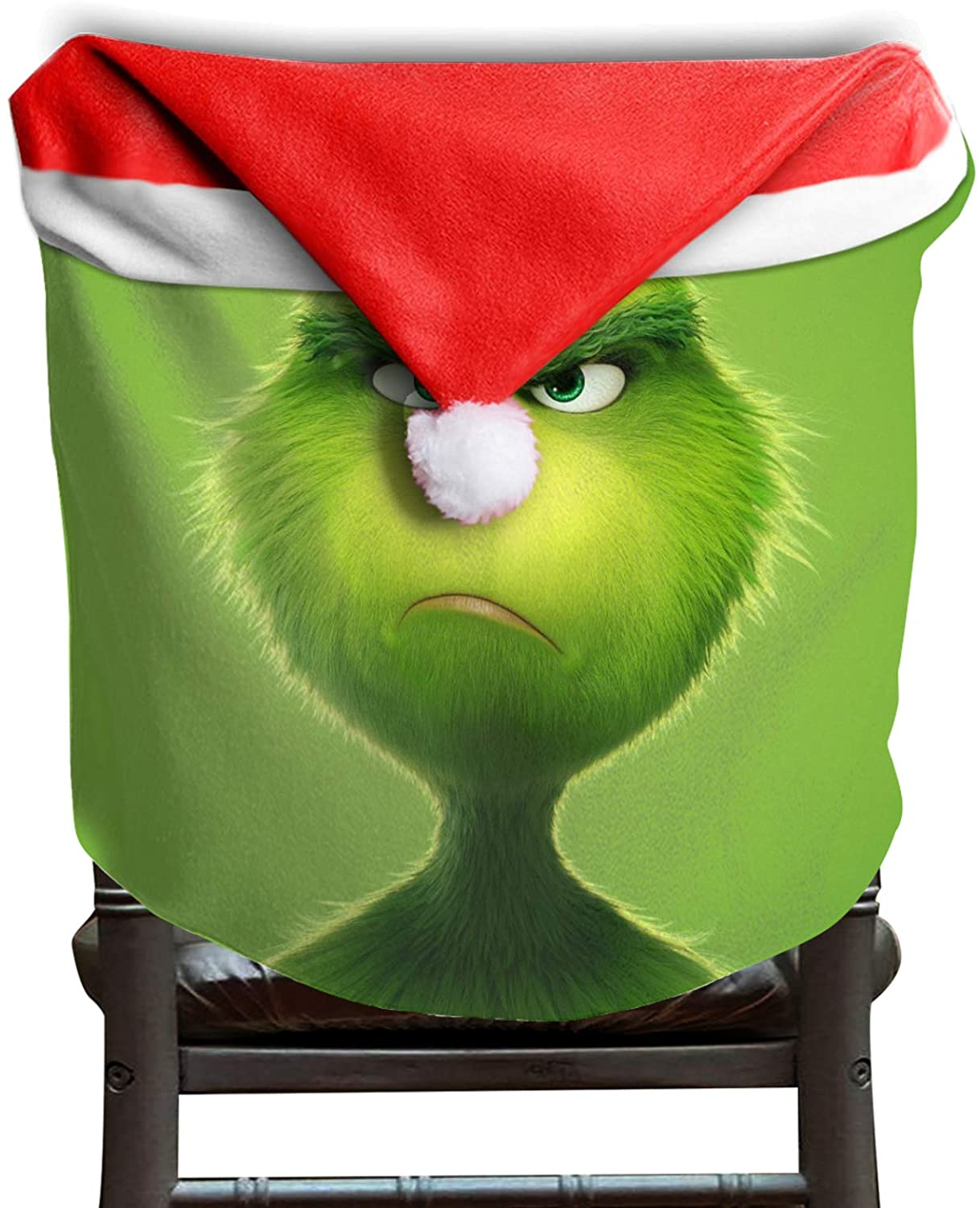 NICHOLAS TOMLINSON Grinches Christmas Christmas Seat Cover 1-Pieces 15.7