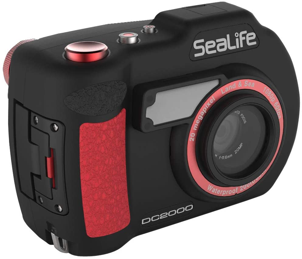 SeaLife New Pioneer Replacement Housing for The DC2000 Digital 20MP Inner Camera (SL-112)