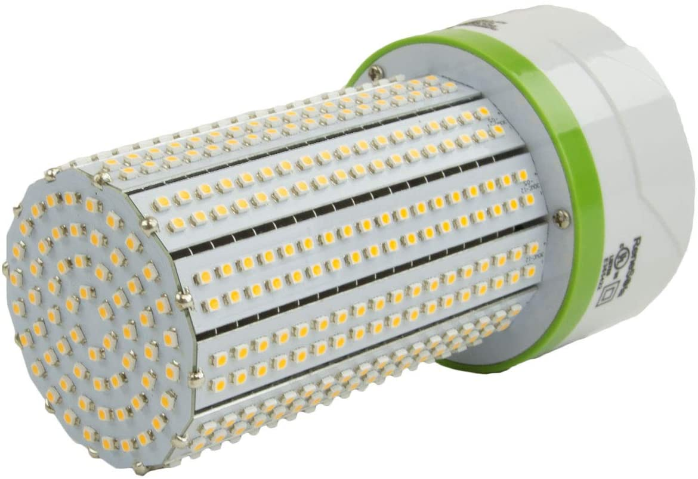 RENESOLA 30 Watts 100-277V 360° Beam Angle UL/DLC LED Corn Light Bulb, 3000K