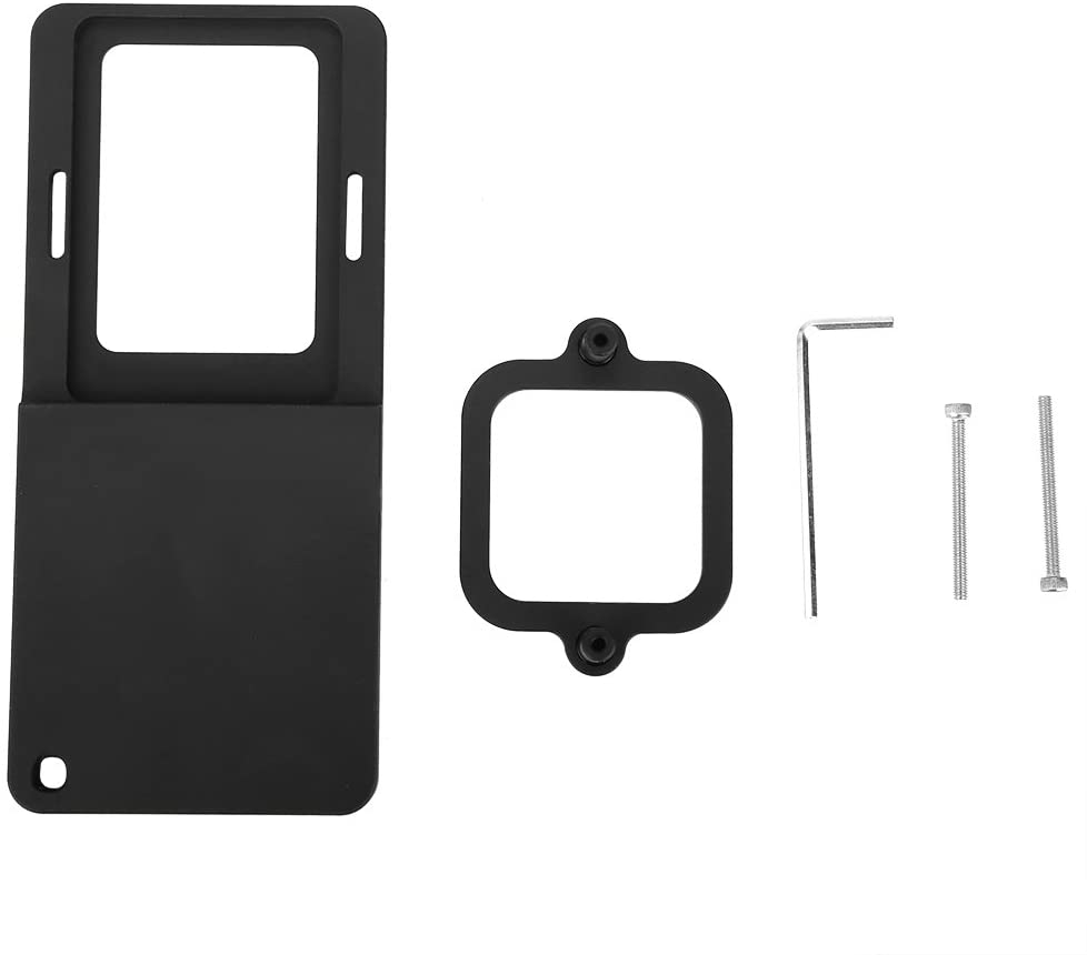 Socobeta Phone Gimbal Stabilizer Switch Mount Plate Adapter Mount Adapter Plate for Session Cameras