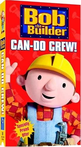 Bob the Builder - Can Do Crew [VHS]