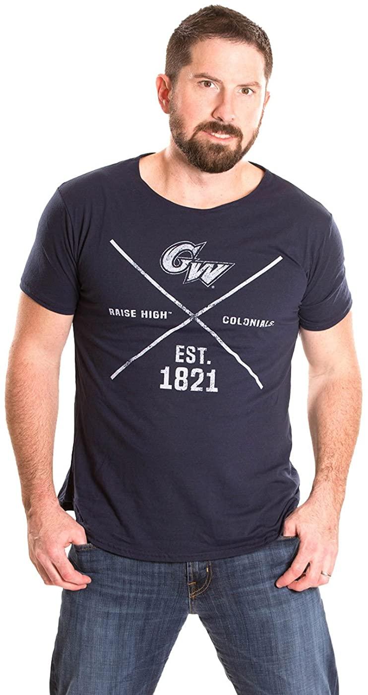 NCAA Mens Recycled Short Sleeve T-Shirt