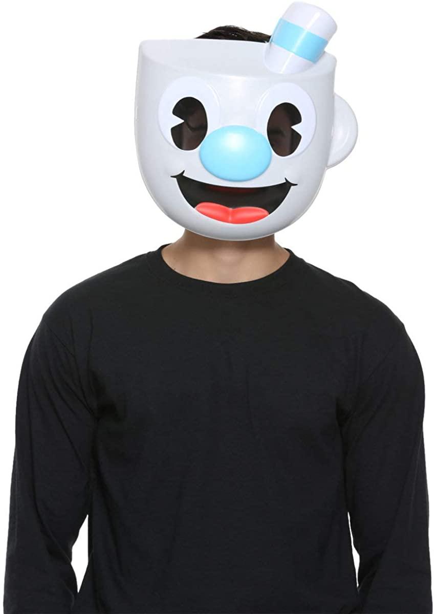 Cuphead Mugman Mask