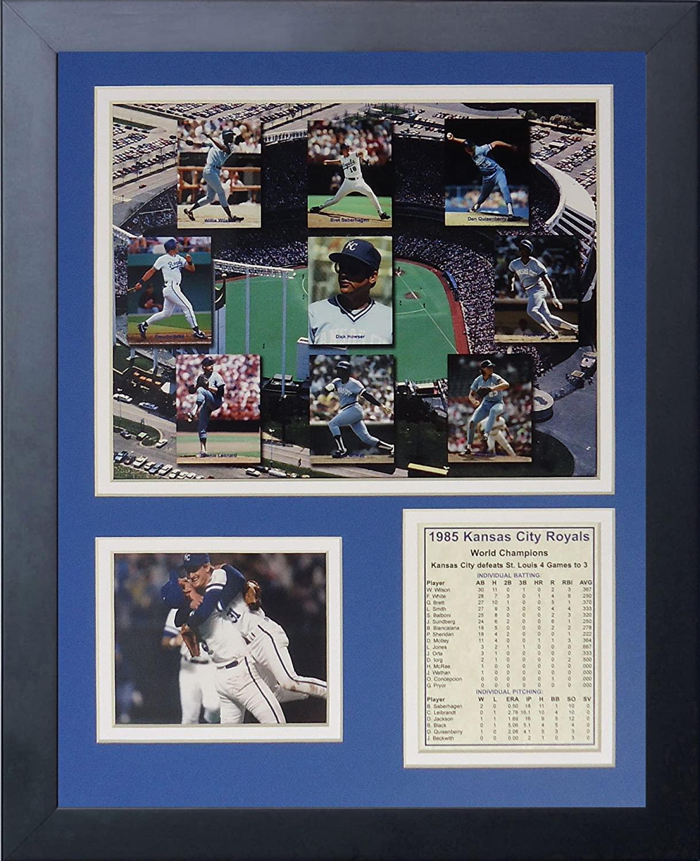 1985 Kansas City Royals 11