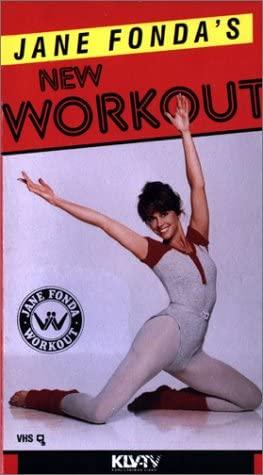 Jane Fonda's New Workout [VHS]