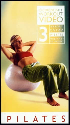 Exercise Ball Workout Video: Pilates with Denise Druce