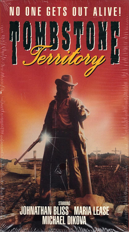 Tombstone Territory (1969 Film Starring Jonathan Bliss) [VHS]