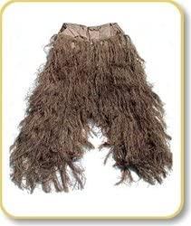BDU Ghillie Suit Pants - 2XL-RegularDesert