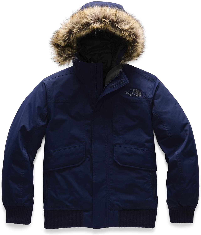 The North Face Boys' Gotham Down Jacket, Montague Blue, S
