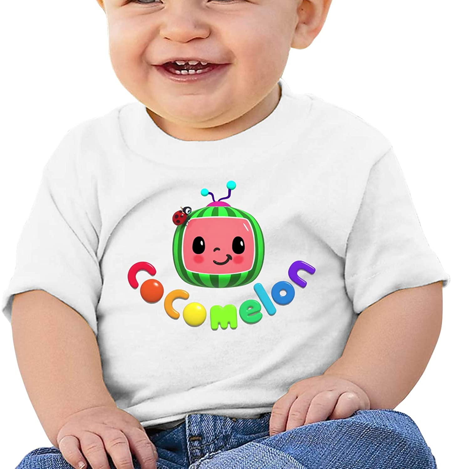 Funny Cocomelon – Nursery Rhymes Comfortable Baby T-Shirt