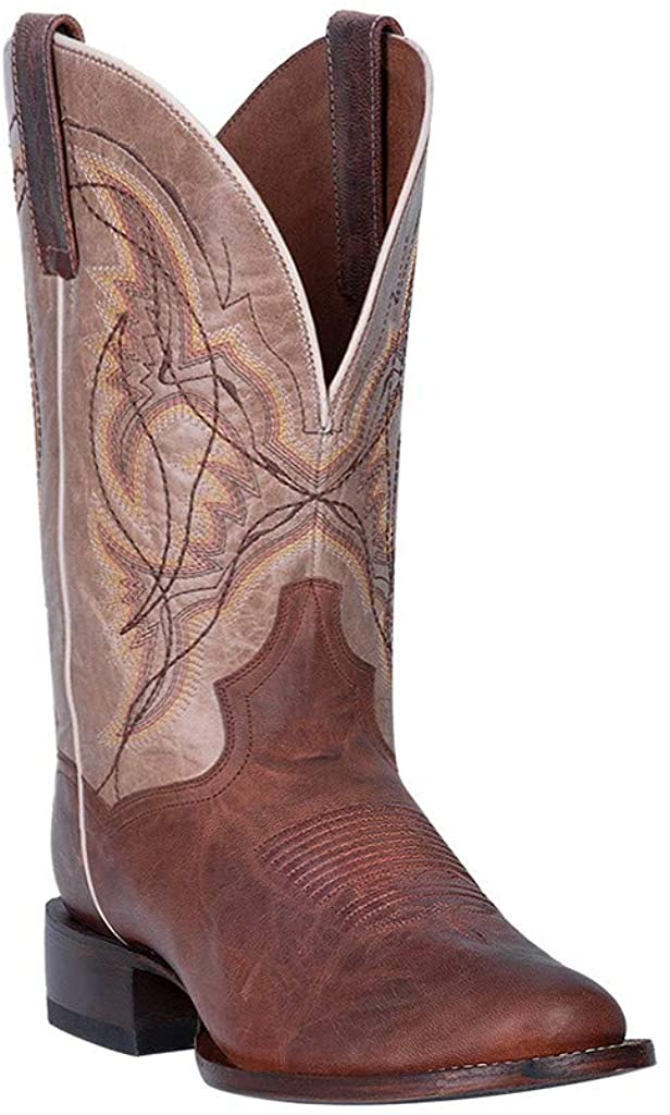 Dan Post Western Boots Mens Cunningham Leather 11