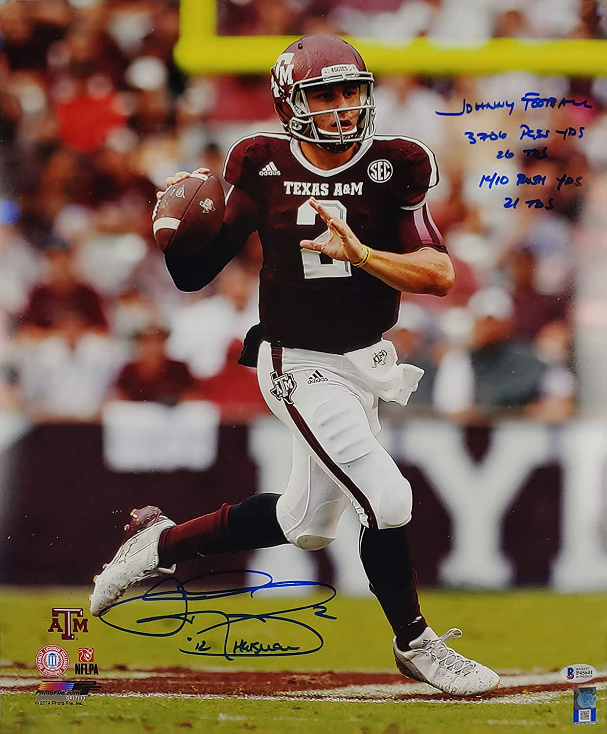 Texas A&M Johnny Manziel