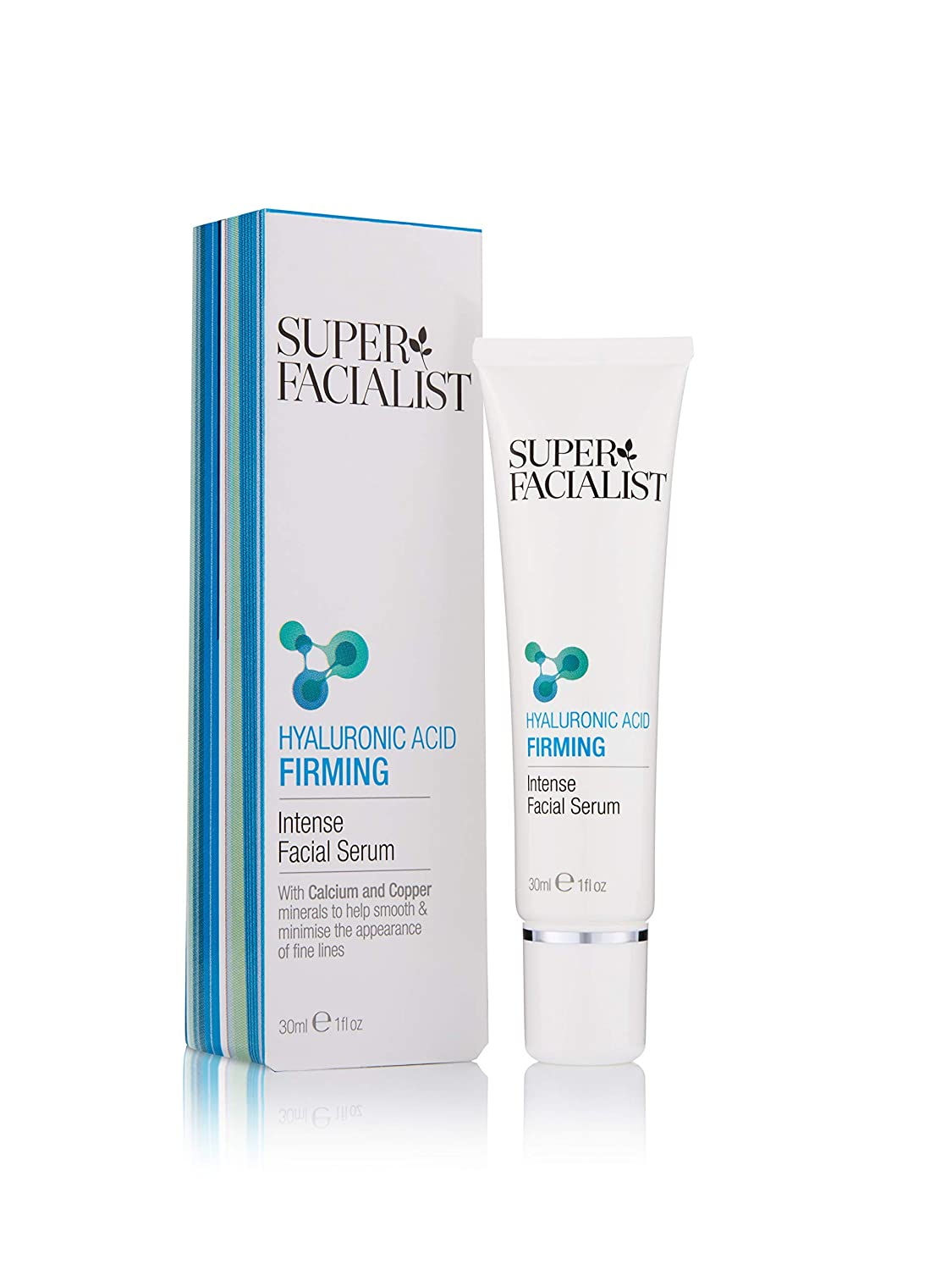 Super Facialist Hyaluronic Acid Firming Intense Facial Serum 30ml