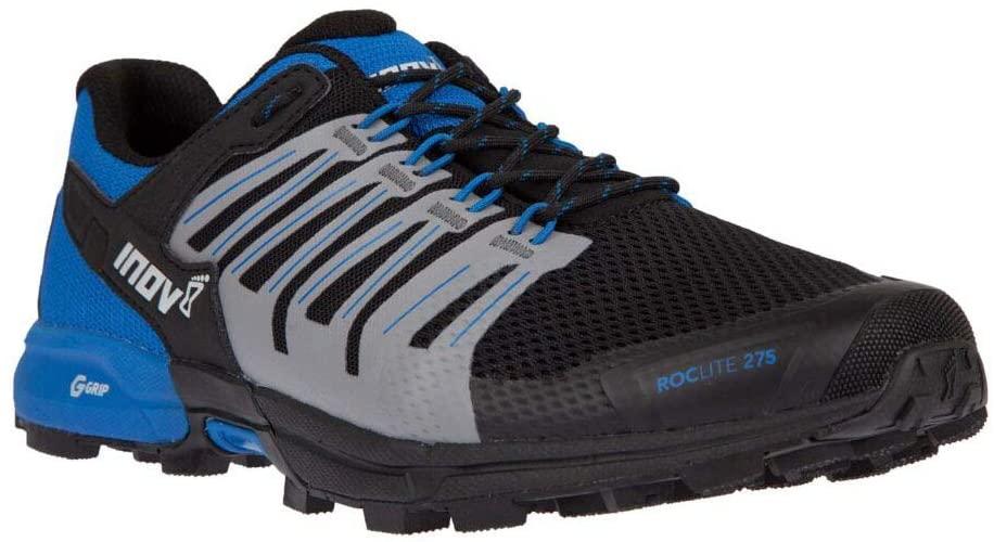 Inov-8 Men's Roclite 275 Trail Running Shoe - Black/Blue - 000806-BKBL-M-01