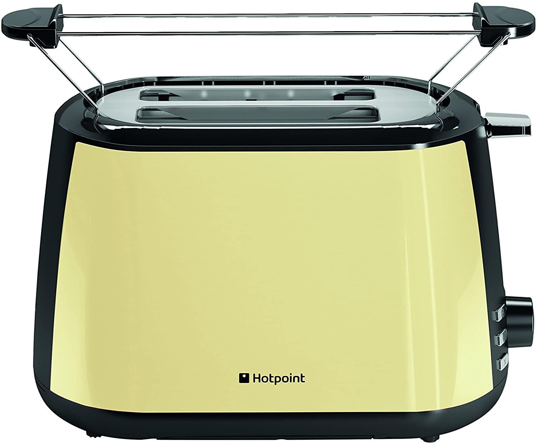 Hotpoint TT22MDC0L Cream MyLine 2 Toaster Classic Cream, UK Product