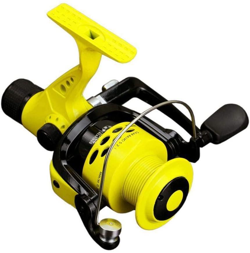 TRUEGRIT 2000-7000 Series fine-Tuning unloading Force Series Rear Wheel Brake Fishing Wheel Spinning Wheel Fishing Wheel