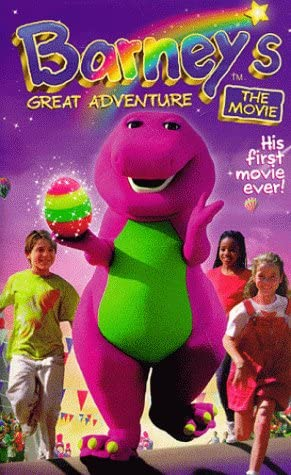 Barney's Great Adventure: The Movie [VHS]