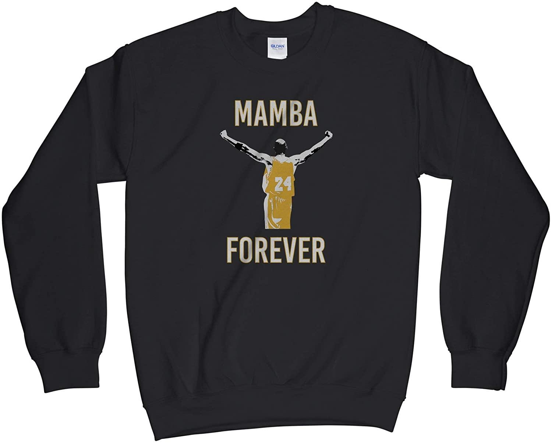 Mamba Forever Sweatshirt Mamba Sweatshirt 24 Sweatshirt