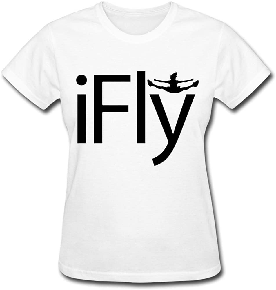 LOTSHIRT Women's IFly T-Shirt