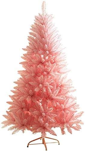 ンリアンに聞-花ラック Christmas Tree Decorations and Ornaments Artificial Christmas Tree Cherry Blossom Christmas Tree with Sturdy Stand Christmas Decorations Pink Fireproof Tree for Home Party 1107