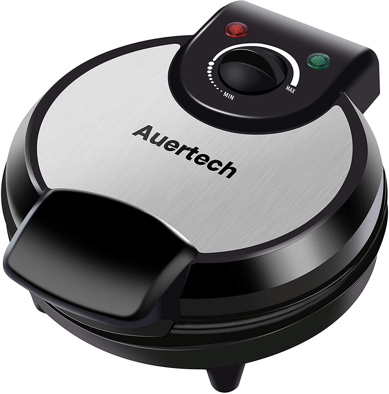 Auertech Waffle Maker, 1000W 8