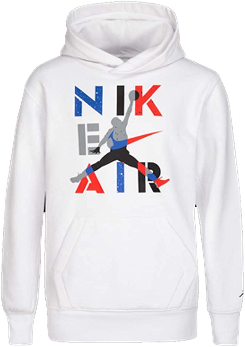 Nike Air Jordan Boys' Legacy Retro 4 Hoodie