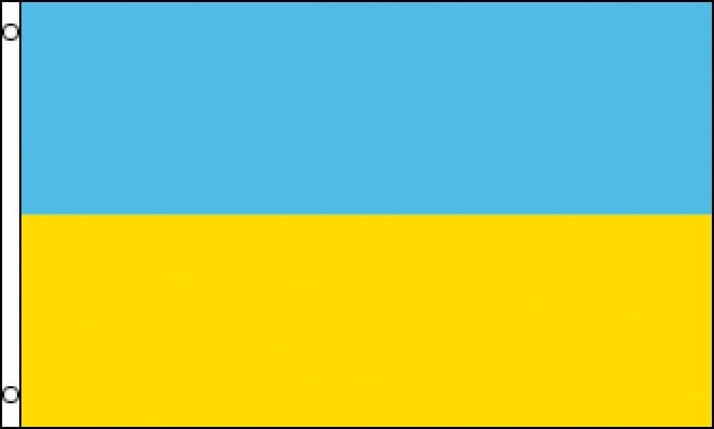 Ukraine Flag 2x3ft Poly