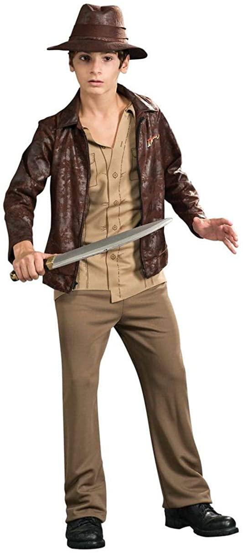 Rubies Indiana Jones - Deluxe Indiana Tween Costume