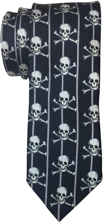 Dolce & Gabbana Skeleton Print Tie
