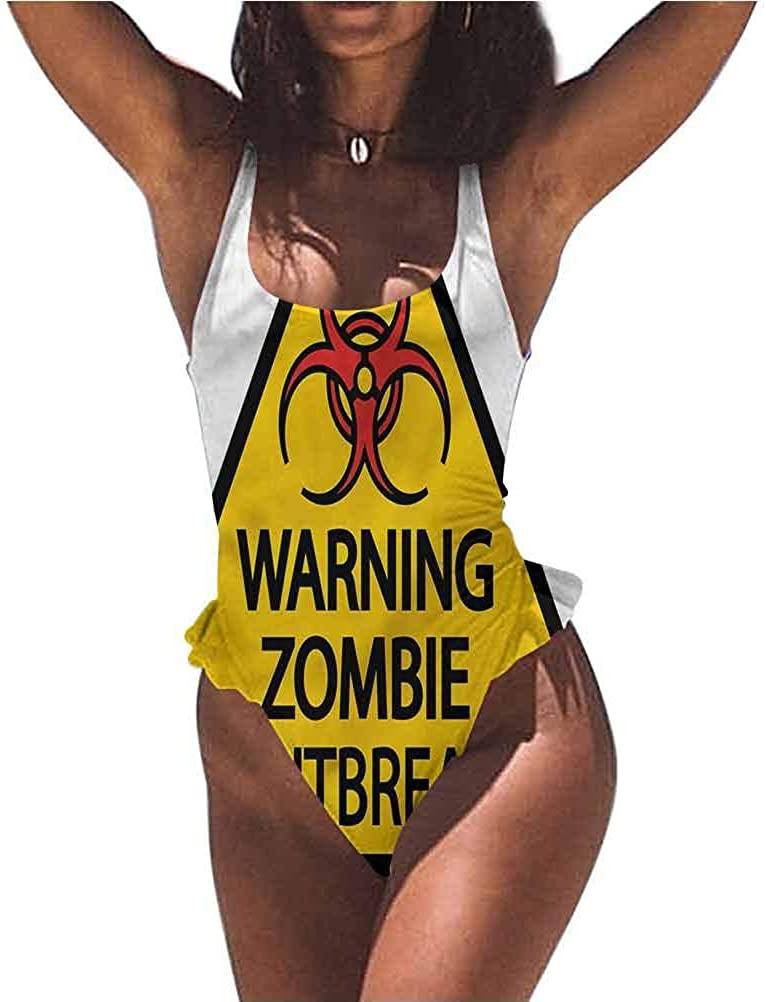 Triangle Bikini Sets Zombie, Evil Unicorn Myth So Comfortable and Flattering