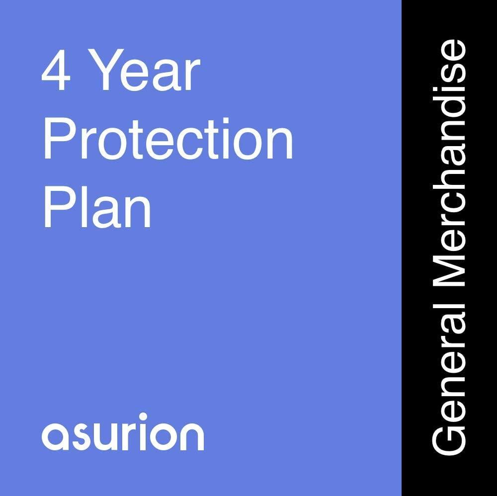 ASURION 4 Year Kitchen Protection Plan $90-99.99