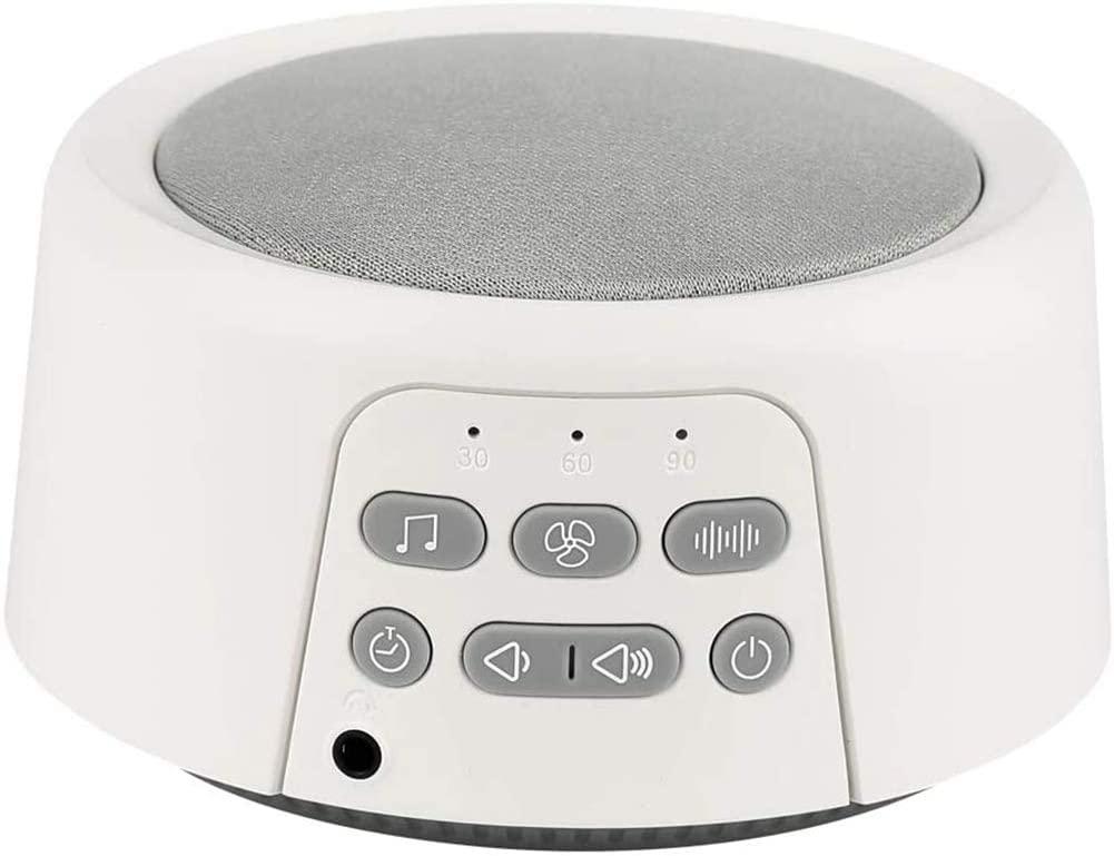 Sound Machine for Sleeping Relaxation, Sound Spa Relaxation Machine, Premium Baby Sleep Therapy Sound Machine, Sleep Therapy, White Noise Sound Machine Portable Sleep Therapy for Home