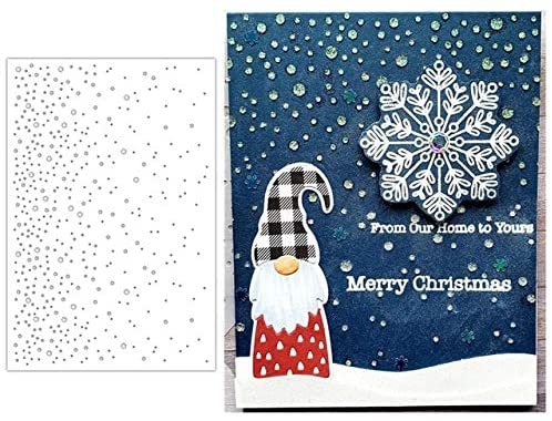 Christmas Card Halloween Christmas die and Scrapbook Dec Metal Cutting die Clear Stamp - only Stencil