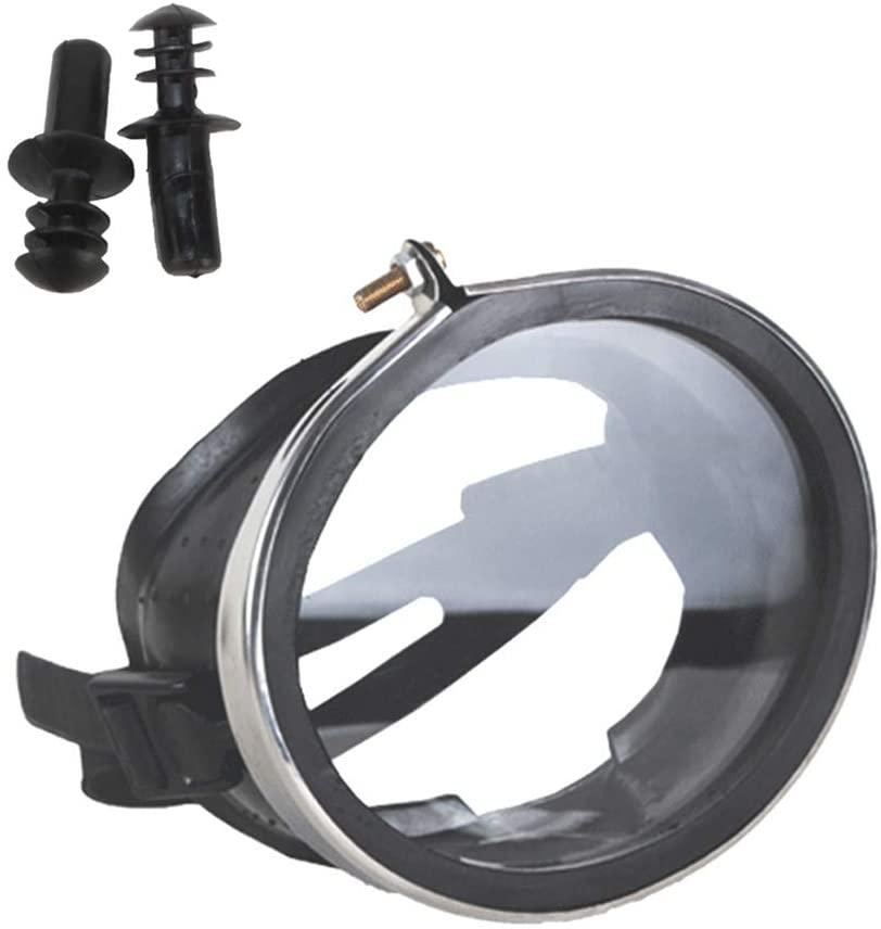 zuoshini Diving Mask Scuba Snorkeling Dive Mask Anti Fog Scuba Diving Mask Diving Goggle Underwater Salvage Scuba Diving Goggles Mask
