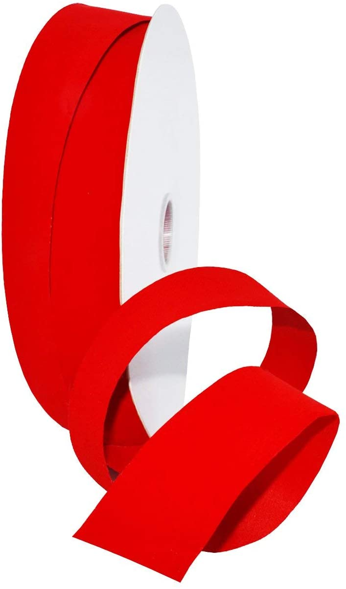Morex Ribbon Velvet Holiday Majesty Ribbon - Perfect for Wreaths, Tree Toppers, Decorations