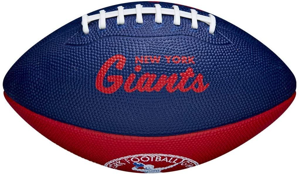 Wilson NFL Mini Team Retro Football