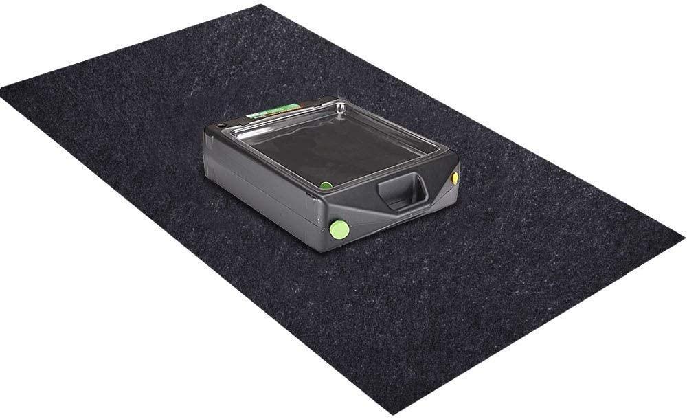 Garage Floor Mat, Premium Absorbent Garage Floor Oil Spill Mat – Reusable – Oil Pad Maintenance Mat Contains Liquids, Protects Garage Floor Surface (36
