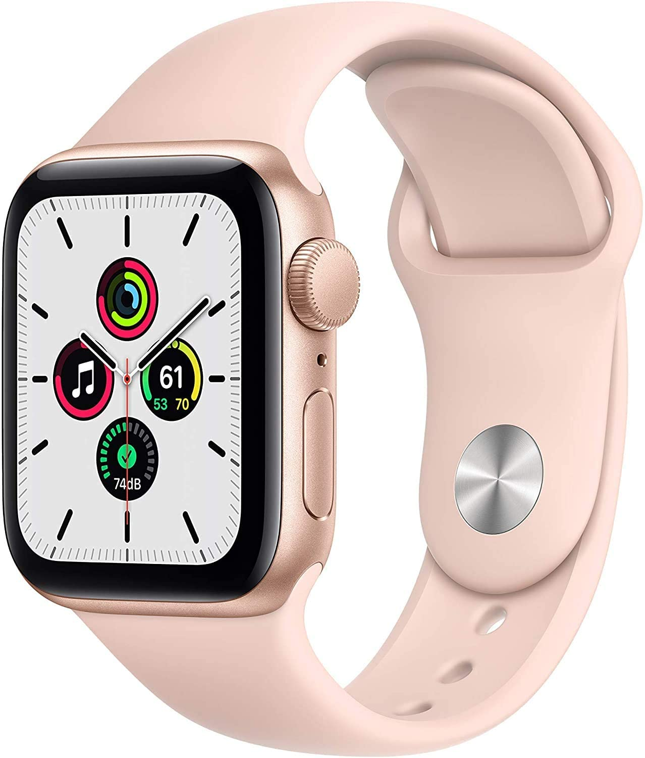 T500 PLUS Smart watch Rose Gold/Pink, BLUETOOTH, ANDROID & APPLE compatable FULLY FEATURED !!!!!