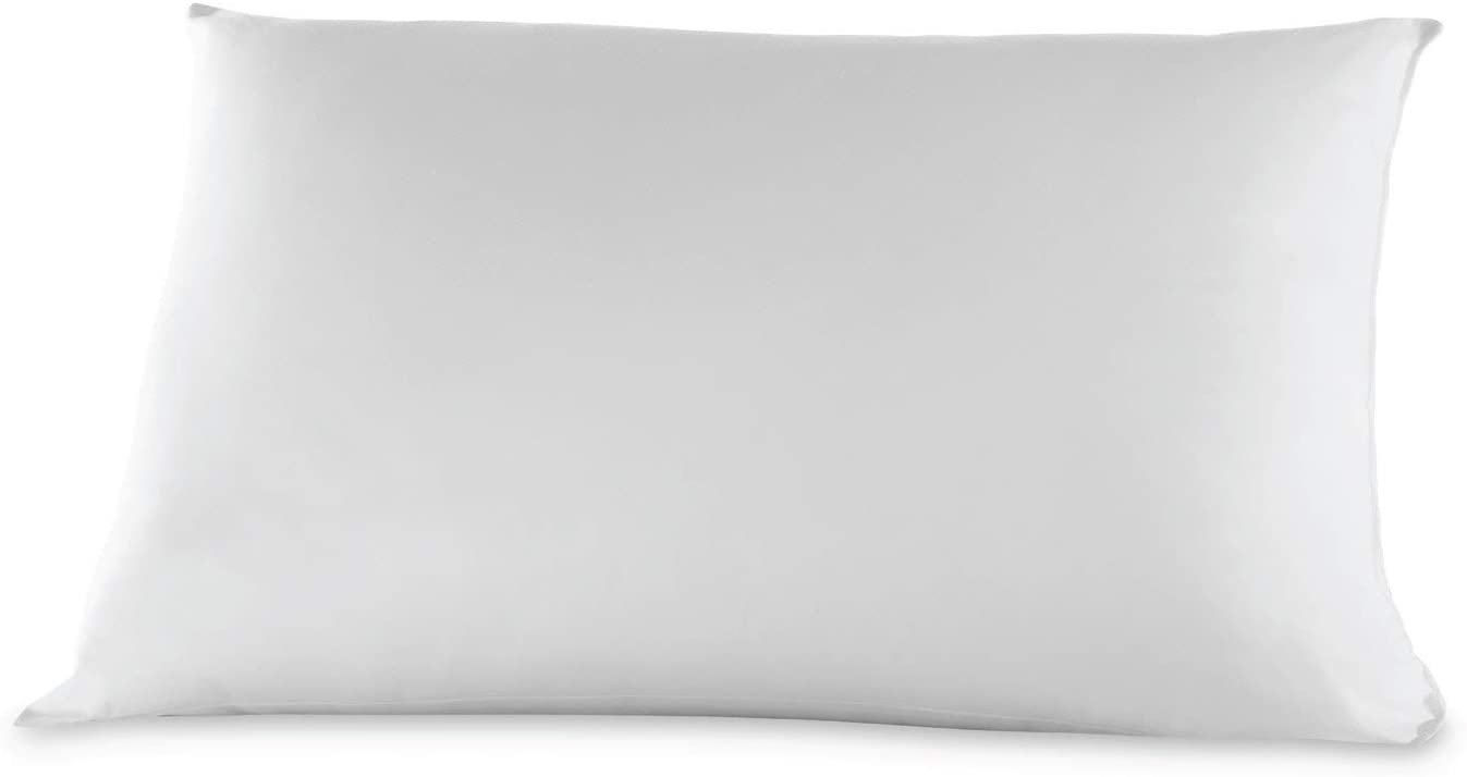 American Hotel Register - Registry Silver Pillow (Jumbo, Medium-Density, 22oz, 2 Pack)