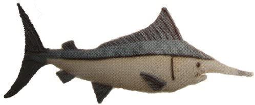 Cabin Critters Blue Marlin Fish 10 Plush Stuffed Animal Toy