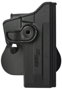 New Black IMI-Z1070 - Polymer Retention Roto Holster for Sig Sauer 226 (9mm/.40/357) - Free Bonus - New Traveling Kit